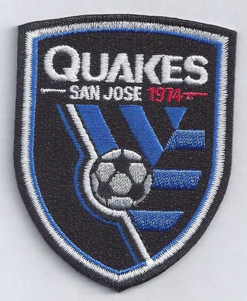 San Jose Earthquakes Patch