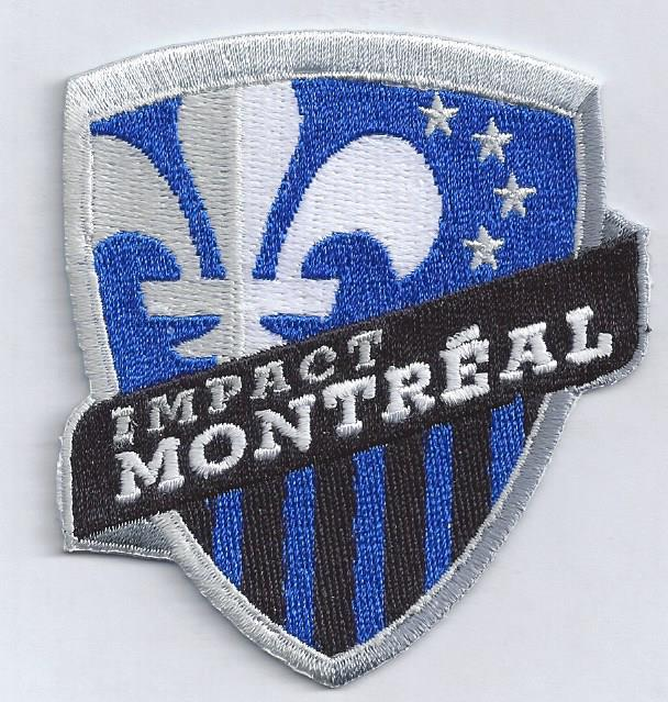 Montreal Impact Patch