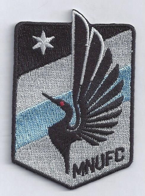 Minnesota United FC Patch