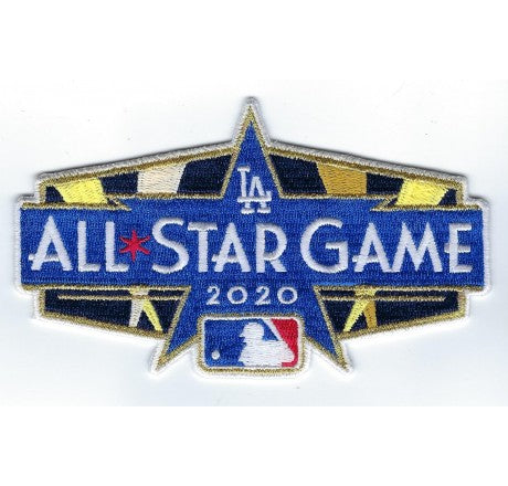 2020 Major League Baseball All Star Game Patch (Los Angeles)