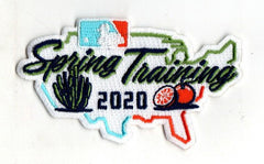 MLB Spring Training 2020 Patch