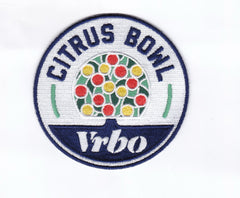 VRBO Citrus Bowl Patch 2019