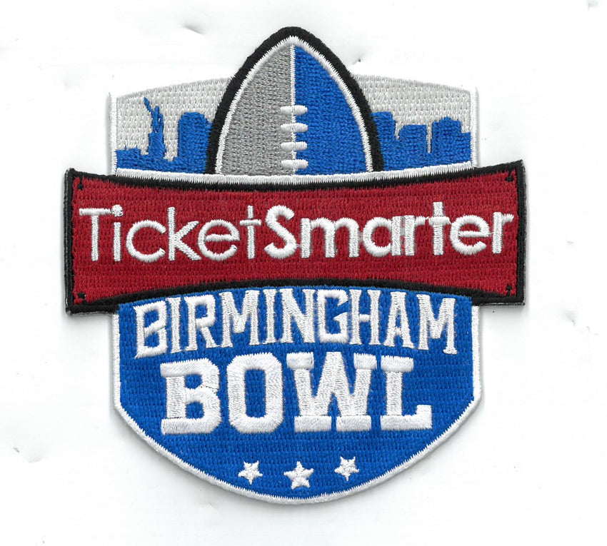TicketSmarter Birmingham Bowl Patch 2019