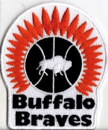 Buffalo Braves Wordmark