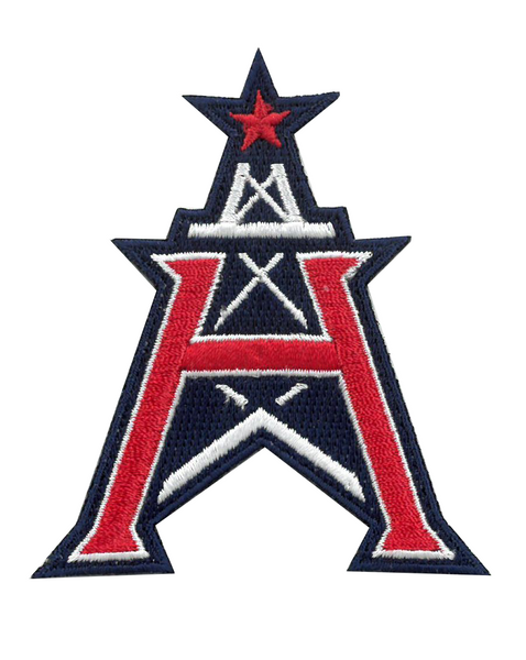 Houston Roughnecks Patch