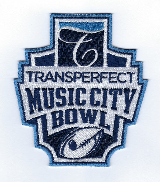 Transperfect Music City Bowl Patch