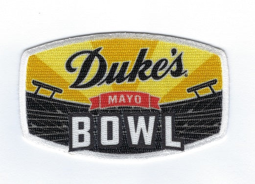 Duke's Mayo Bowl Patch