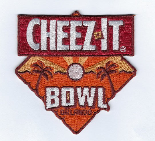 Cheez-It Bowl Patch