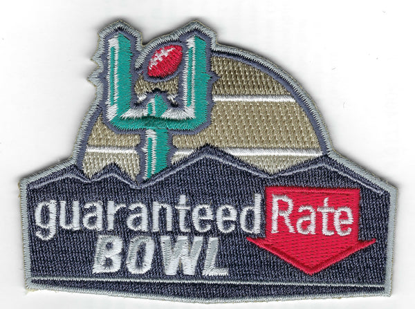 Guaranteed Rate Bowl Patch