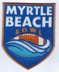 Myrtle Beach Bowl Patch