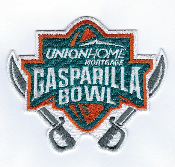 UnionHome Mortgage Gasparilla Bowl Patch