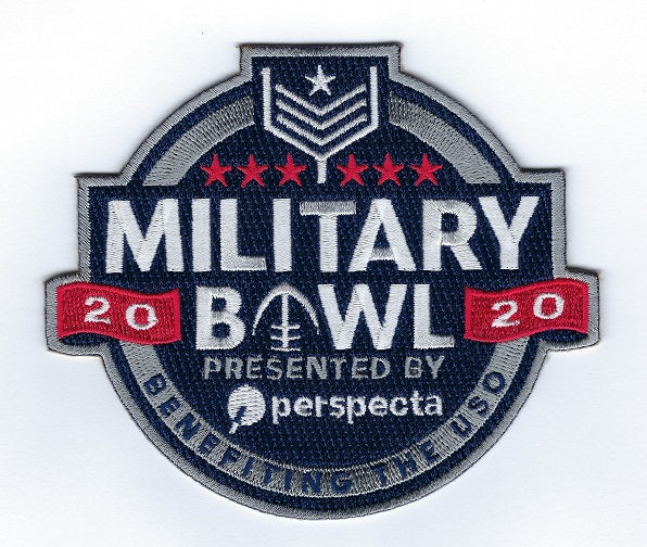 Military Bowl Patch