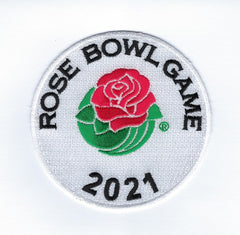 Rose Bowl 2021 Patch