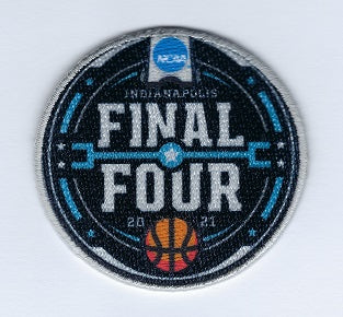 2021 Men's Final Four Patch