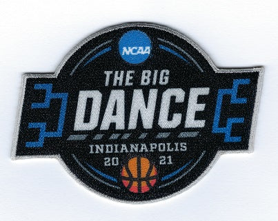 NCAA 2021 Basketball Tournament Big Dance Patch