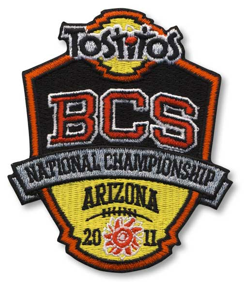 2011 Tostitos BCS National Championship Game