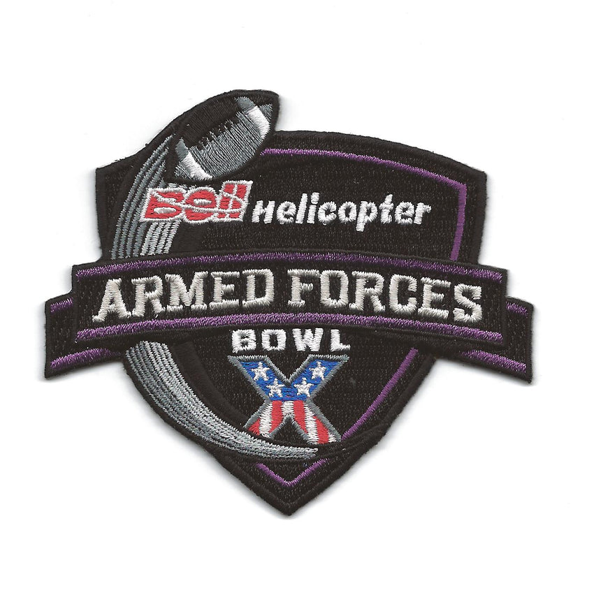 2012 Bell Helicopter Armed Forces Bowl X