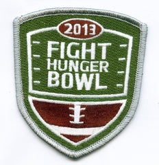 2013 Fight Hunger Bowl
