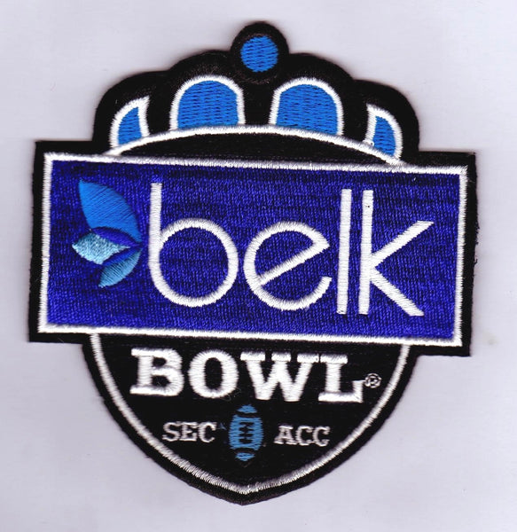 Belk Bowl Patch (2016)