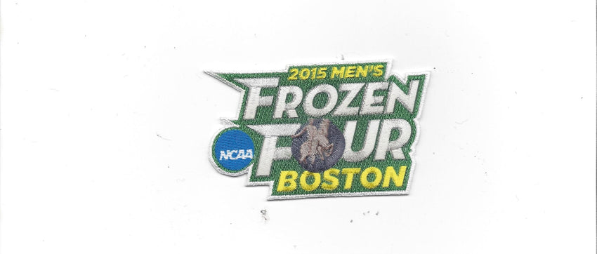 2015 NCAA Men's Frozen Four Patch