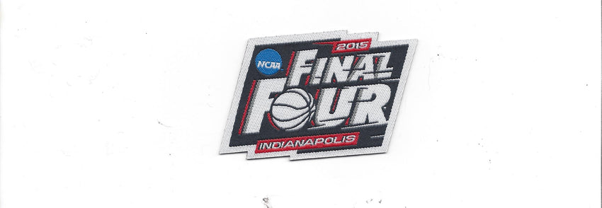 2015 NCAA Men's Final Four Patch