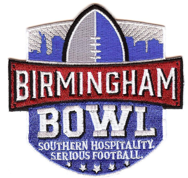Birmingham Bowl Patch