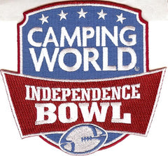 Camping World Independence Bowl Patch