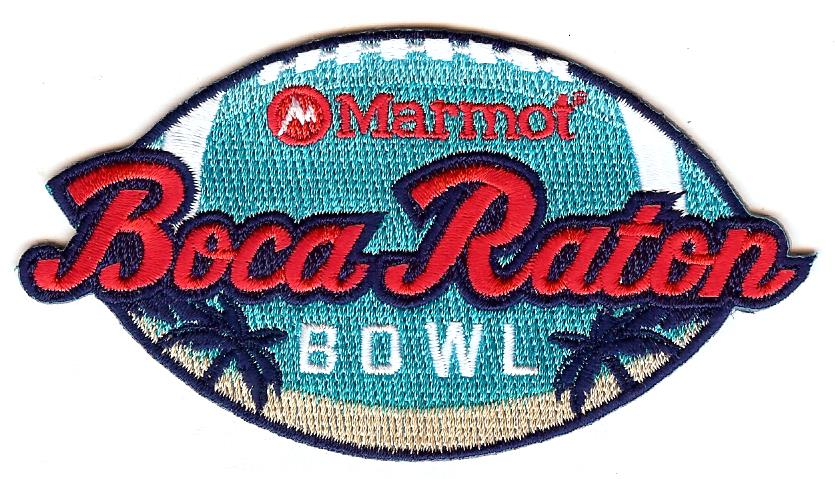 Marmot Boca Raton Bowl Patch