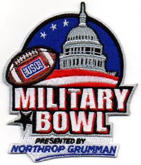 Military Bowl Presented by Northrop Grumman Patch