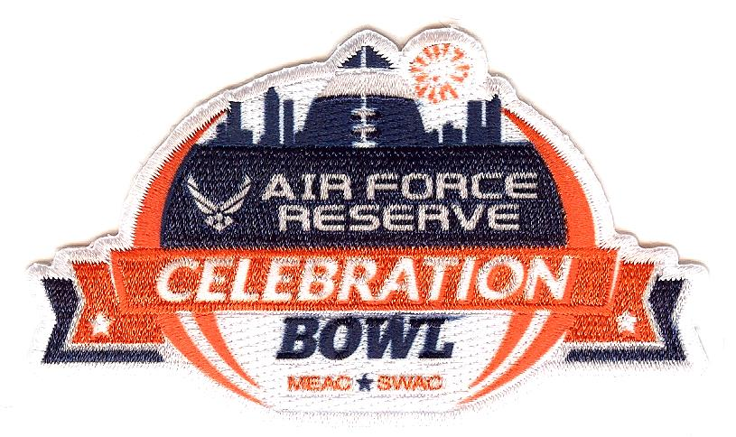 Air Force Reserve Celebration Bowl Patch