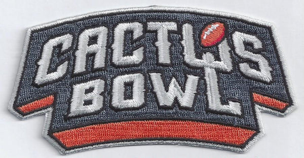 Cactus Bowl Patch