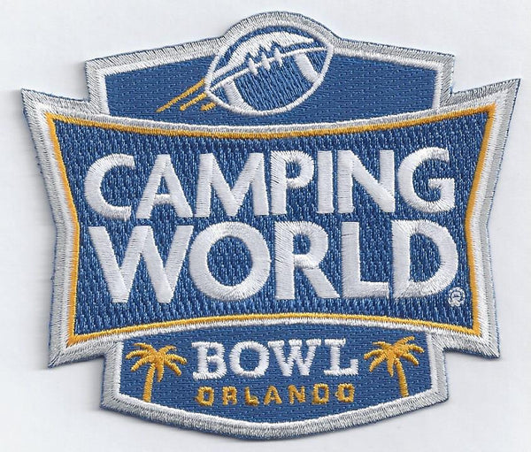 Camping World Bowl Patch