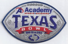 Academy Sports + Outdoor Texas Bowl Patch