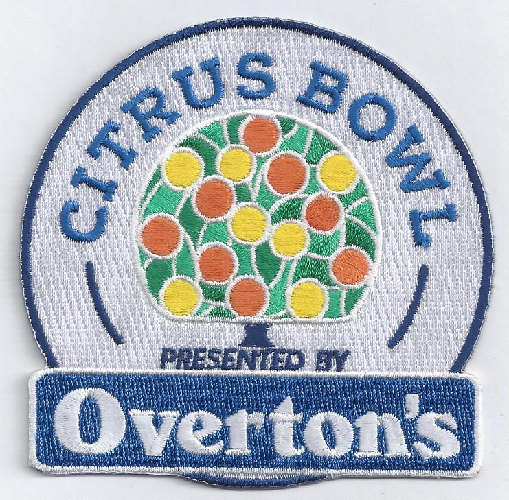 Citrus Bowl Presented by Overton's Patch
