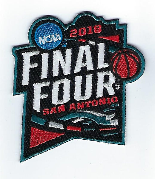 2018 Final Four Patch