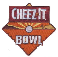 Cheez-It Bowl Game Patch