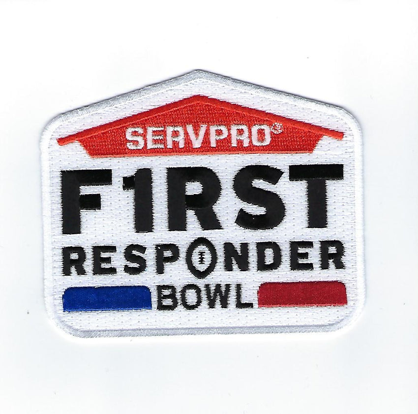 SERVPRO First Responder Bowl Patch