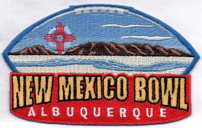 New Mexico Bowl Patch (2018)