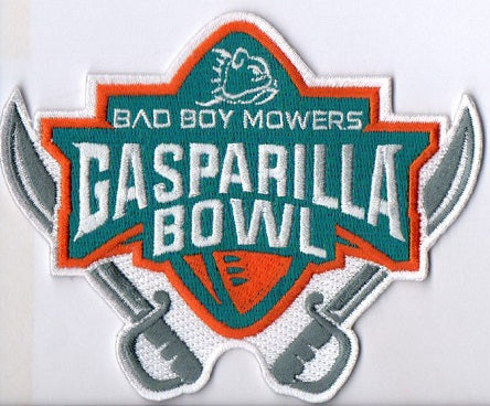 Bad Boy Mowers Gasparilla Bowl Patch