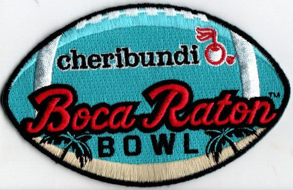 Cheribundi Boca Raton Bowl Patch