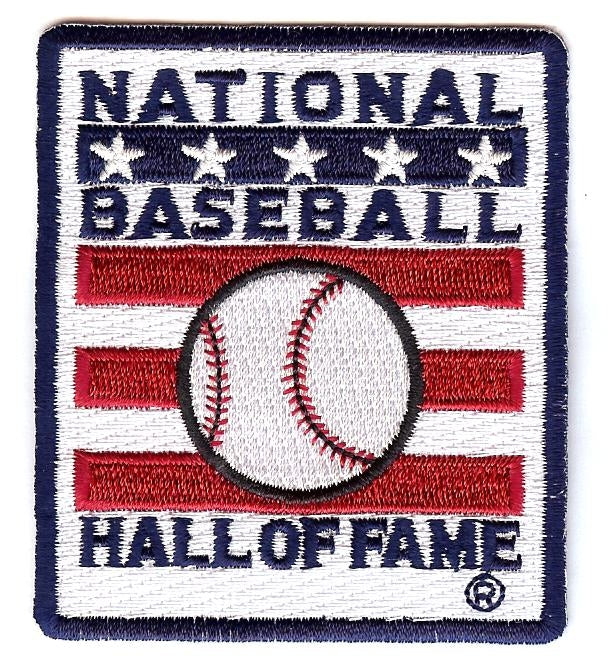 National Baseball Hall of Fame Patch