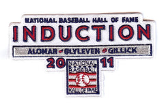2011 Baseball Hall of Fame Patch