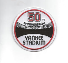 Yankee Stadium 50th Anniversary