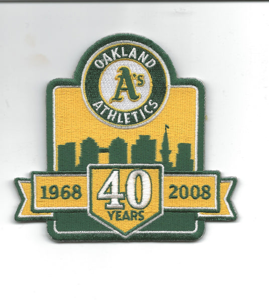Oakland A's 40 Years 1968 - 2008