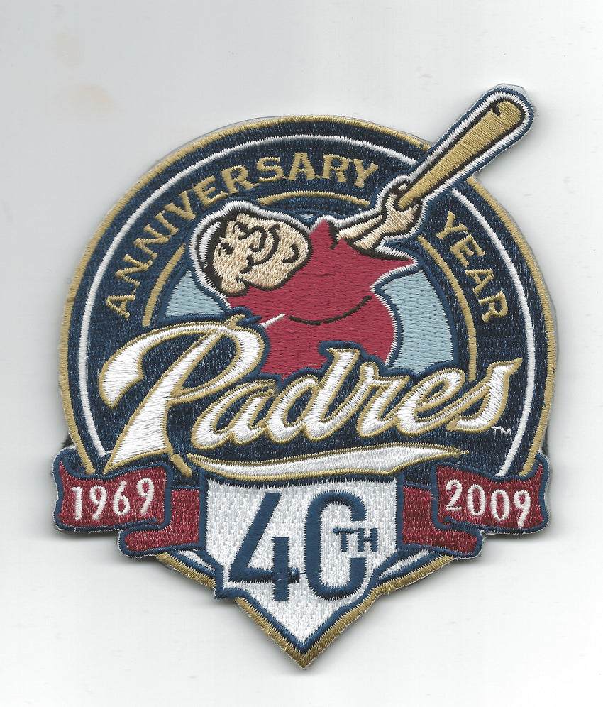 San Diego Padres 40th Anniversary 1969-2009
