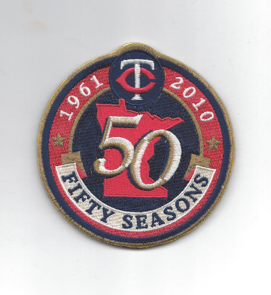 Minnesota Twins 50 Seasons