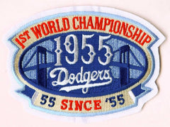 Los Angeles Dodgers 55 Years Since 1955 Championship