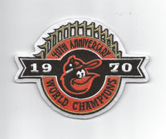 World Champions Orioles 40th Anniversary 1970