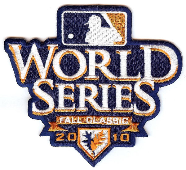 2010 World Series Fall Classic Patch