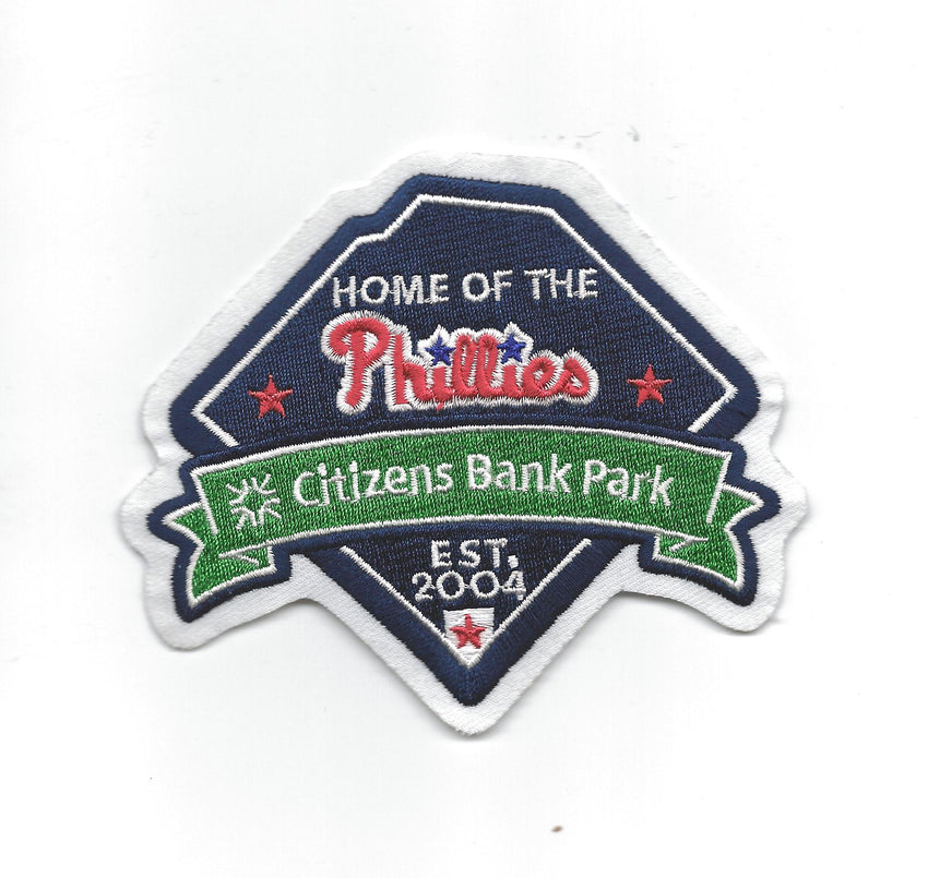 Home of the Phillies, Citizens Bank Park (New Stadium)